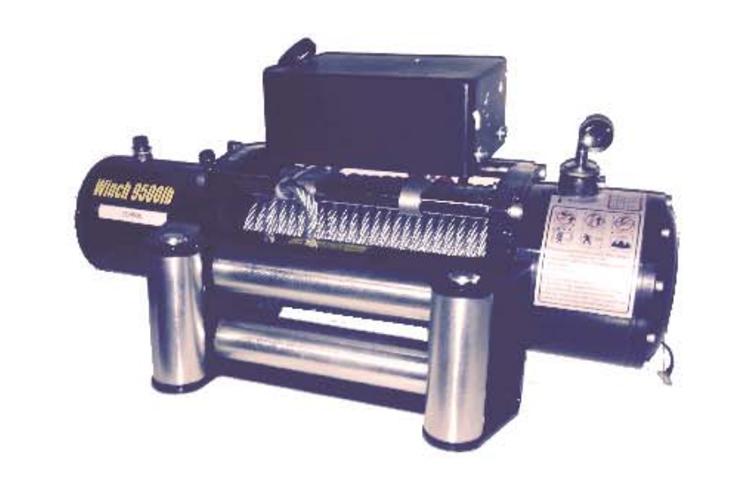 Treuil électrique (9500 lbs)